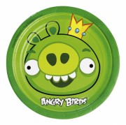 assiettes angry birds Thème Angry Birds™, Assiettes