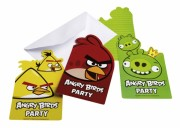 invitations angry birds Thème Angry Birds™, Invitations