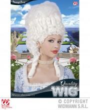 perruque pas chère à paris, perruques femmes, perruques de déguisement, perruque historique, perruque blanche, perruque versailles, perruque marie antoinette, perruque marquise Perruque Marie Antoinette, Blanche