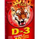 pétards, pétards et fumigènes, pyragric, acheter des pétards à paris Pétards, Mitraillette 40 Coups Le Tigre D-3