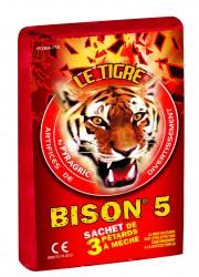 pétards, pétards et fumigènes, pyragric, acheter des pétards à paris Pétards, Le Tigre Bison 5