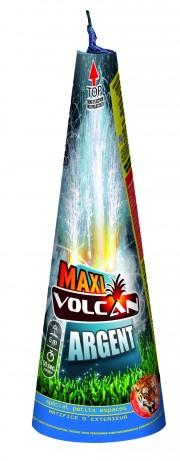 feux d'artifice automatique, feux d'artifice de proximité, feux d'artifices volcans, achat feux d'artifice paris, feux d'artifices pyragric Feux d'Artifices, Volcans, Maxi Volcan Argent
