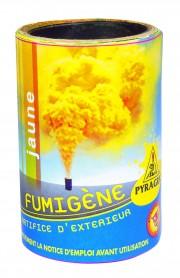 fumigène jaune, fumigènes, accessoires de supporter, euro 2016, fumigènes de stade, acheter fumigènes paris Fumigène Jaune