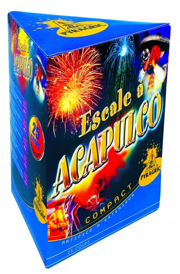 feux d'artifice automatique, feux d'artifice de proximité, achat feux d'artifice paris, fontaines Feux d'Artifices, Fontaines, Escale à Acapulco