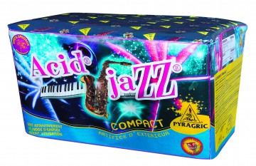 feu acid jazz, feux d'artifice automatiques, achat feux d'artifice paris, feux d'artifices compacts, feux d'artifices pyragric Feux d'Artifices, Compacts, Acide Jazz