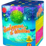 feu d'artifice embrun des étoiles, feux d'artifice automatiques, achat feux d'artifice paris, feux d'artifices compacts, feux d'artifices pyragric Feux d'Artifices, Compacts, Embruns d'Etoiles
