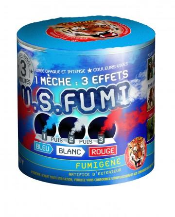 feux fumigène, fumigènes, accessoires de supporter, euro 2016, fumigènes de stade, acheter fumigènes paris Fumigène US Fumi, Bleu Blanc Rouge