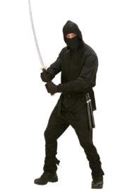 déguisement de ninja homme, déguisement de ninja adulte, costume de ninja, déguisement japonais homme, déguisement asie adulte Déguisement Ninja