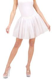 tutu blanc, tutu de danseuse, déguisement tutu, accessoire déguisement tutu, accessoire tutu déguisement Tutu en Tulle, Blanc