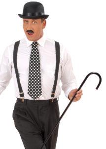 canne noire déguisement, canne de charlot déguisement, canne années 30, accessoire déguisement, accessoire cabaret, canne noire en plastique pas cher, canne pour déguisement, Canne Noire en Plastique