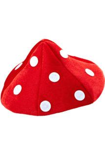 chapeau champignon, chapeau todd, chapeau humour, chapeau amanite tue mouche, chapeau humoristique, Chapeau Champignon