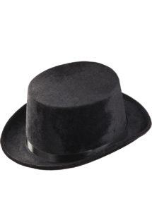 chapeaux haut de forme noir, chapeaux noirs, chapeaux hauts de forme, chapeau haut de forme, chapeaux paris, chapeaux hauts de forme, Chapeau Haut de Forme, Velours Noir
