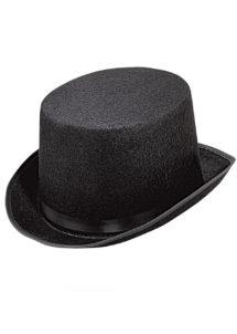 chapeaux haut de forme noir, chapeaux noirs, chapeaux hauts de forme, chapeau haut de forme, chapeaux paris, chapeaux hauts de forme, Chapeau Haut de Forme, Feutre Noir