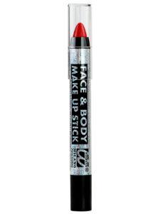 crayon gras à maquillage, maquillage moon, crayon body paint, crayon gras rouge, crayon rouge maquillage, Crayon à Maquillage, Rouge