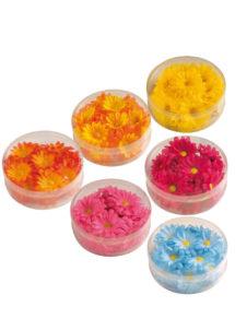 fleurs en tissu, fleurs tissu décorations, fleurs de décorations en tissu, Fleurs en Tissu, Fleurs de Couleurs