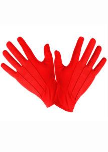 gants rouges, gants de couleur, accessoires gants déguisement, gants homme déguisement, accessoire déguisement, gants déguisement, Gants Courts, Rouges