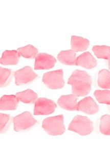 pétales de roses, pétales en tissu, pétales de décoration, Pétales de Roses en Tissu, Roses