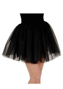 tutu de danseuse, déguisement tutu, accessoire déguisement tutu, accessoire tutu déguisement, tutu noir, tutu noir déguisement, Tutu Noir, en Tulle