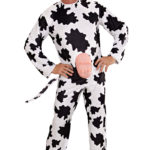 déguisement de vache, déguisement vache homme, déguisement vache adulte, costume de vache, déguisement animal adulte, costume d'animaux adulte Déguisement de Vache, Combinaison