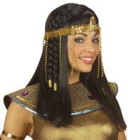 bandeau plume d'indien, accessoire déguisement indienne, bandeau indien à plume, accessoire déguisement, déguisement d'indien, déguisement d'indienne, plumes d'indien, coiffe indienne Bandeau Egyptien, Or