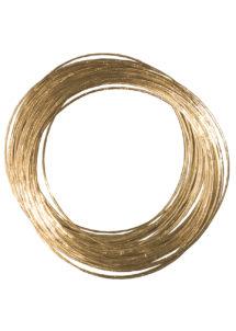 bracelets gipsy, lot de bracelets dorés, bracelets pas cher, bracelets de gitane, bijoux de déguisement, accessoires de déguisement, bracelets pas cher, Bracelets Gipsy
