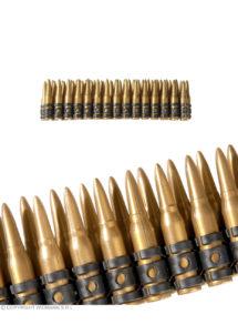 cartouchière, fausse cartouchière, accessoire déguisement militaire, balles en plastique, fausses balles, fausse cartouchière, déguisement de militaire, fausses cartouchières, balles en plastique, Cartouchière, 60 balles