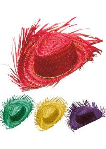 chapeau hawaï, chapeau hawaïen, accessoires hawaï, accessoires pour soirée hawaïenne, chapeaux de paille, accessoires chapeaux, Chapeau Hawaï, Gringo