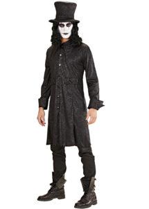 déguisement fossoyeur, déguisement croque mort halloween, déguisement halloween homme, déguisement halloween adulte, costume halloween homme, costume halloween adulte, déguisement de la mort halloween, Déguisement de Fossoyeur, Croque Mort Raven