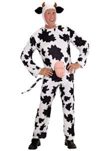 déguisement de vache, déguisement vache homme, déguisement vache adulte, costume de vache, déguisement animal adulte, costume d'animaux adulte, Déguisement de Vache, Combinaison