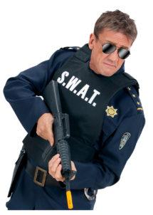 déguisement policier swat, gilet par balle déguisement, déguisement police homme, costume de police homme, déguisement policier américain, gilet swat, Déguisement de Policier, Gilet Pare Balles Swat