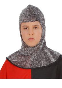 heaume de chevalier médiéval, chapeau de chevalier, coiffe de chevalier, accessoire déguisement de chevalier, chevalier médiéval, Heaume de Chevalier, Enfant