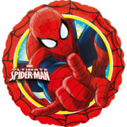 ballon hélium, ballon spiderman, ballon super héros, décoration super héros Ballon Aluminium, Spiderman