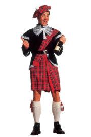 déguisement d'écossais, costume écossais homme, kilt écossais déguisement, déguisement écossais adulte Déguisement Ecossais