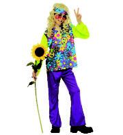 déguisement hippie garçon, déguisement hippie enfant, costume années 70 enfants, déguisement enfants Déguisement de Hippie, Fille et Garçon