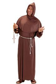 déguisement de moine, costume de moine, déguisement religieux homme, costume religieux homme, déguisement de moine adulte Déguisement de Moine