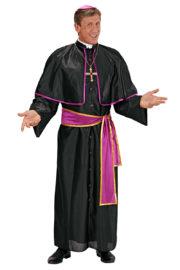 déguisement de cardinal, costume cardinal homme, déguisement cardinal homme, déguisement religieux homme, costume de religieux homme Déguisement Cardinal, Violet
