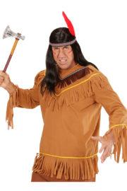 déguisement d'indien tunique, tunique d'indien déguisement, tunique d'indien à franges, déguisement d'indien, accessoire d'indien déguisement Déguisement Indien, Tunique Apache