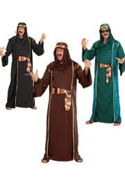 déguisement de prince arabe, déguisement oriental, déguisement sheik arabe, costume sheik arabe, déguisement roi du pétrole Déguisement Sheik Arabe, 3 Modèles