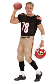 déguisement footballeur américain, déguisement américain homme, costume footballeur américain, déguisement baseball homme Déguisement Footballeur Américain