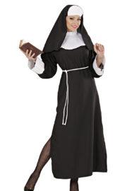 déguisement de nonne, déguisement bonne soeur femme, costume bonne soeur femme, costume nonne femme, costume religieuse déguisement femme, déguisement religieuse sexy, déguisement de bonne soeur sexy Déguisement Bonne Soeur, Nonne Térésa