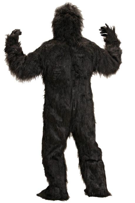 déguisement de gorille adulte, costume de gorille adulte, déguisement gorille homme, déguisement animal homme, costume d'animal adulte, déguisement king kong Déguisement Gorille