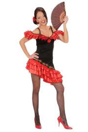 déguisement d'espagnole femme, déguisement danseuse espagnole, costume d'espagnole, costume danseuse flamenco, costume flamenco déguisement, déguisement flamenco femme Déguisement Espagnole, Senorita Court