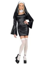 déguisement de nonne gothique, déguisement bonne soeur femme, costume bonne soeur femme, costume nonne femme, costume religieuse déguisement femme, déguisement religieuse sexy, déguisement de bonne soeur sexy Déguisement Bonne Soeur, Nonne Sexy