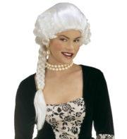 perruque de marquise, perruque femme, perruque historique, perruque de duchesse, perruque historique Perruque de Marquise, Joséphine, Blanche