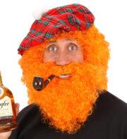 perruque pour homme, perruque pas chère, perruque de déguisement, perruque homme, perruque rousse, perruque rousse, barbe rousse Perruque + Barbe, Character, Rousse