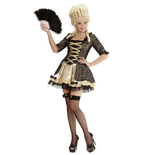déguisement marquise baroque, déguisement de marquise baroque, déguisement de princesse, déguisement marquise, costume marquise femme, costume de marquise adulte, déguisement de marquise, Déguisement de Marquise, Reine Baroque Noire
