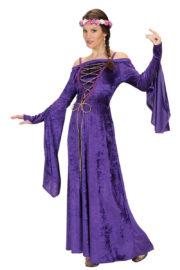 déguisement médiéval femme, costume médiéval femme, déguisement moyen age femme, robe moyen age déguisement, robe médiévale déguisement, déguisement médiéval femme Déguisement Médiéval, Fair Maiden Violet