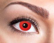 lentilles dracula, lentilles rouges, lentilles halloween, lentilles fantaisie, lentilles déguisement, lentilles déguisement halloween, lentilles de couleur, lentilles fete, lentilles de contact déguisement, lentilles de diable Lentilles Rouges, Devil