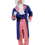déguisement oncle sam, costume oncle sam, déguisement américain homme, costume américain homme Déguisement Oncle Sam