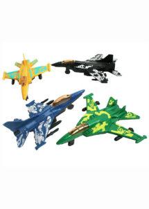 avion de chasse jouet, cadeau pinata jouets, petits jouets à pinata, Avion de Chasse Rétro Friction